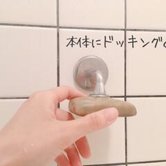 ダルトン ソープホルダー マグネットソープホルダー Magnetic soap holder 石鹸台 石鹸置き ダルトン DULTON CH12-H463 固形石けん専用   DULTON(せっけん)を使ったクチコミ「今年のベストバイ。  石鹸置きひとつでも…」(8枚目)