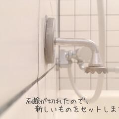 ダルトン ソープホルダー マグネットソープホルダー Magnetic soap holder 石鹸台 石鹸置き ダルトン DULTON CH12-H463 固形石けん専用   DULTON(せっけん)を使ったクチコミ「今年のベストバイ。  石鹸置きひとつでも…」(2枚目)