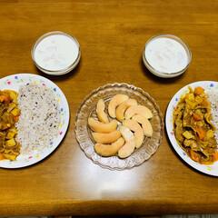 カレーアレンジ/たい焼き/カレー/おうちごはん/ラク家事/カレーリメイク/... 今回のカレーは 印度の味(カレーペースト…