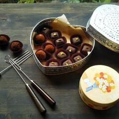 お菓子作り/チョコレート/チョコレート教室/わたしのごはん/ハンドメイド/グルメ/... Chocolate Part Ⅱ*  チ…