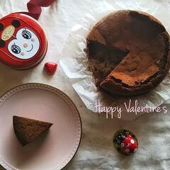 チョコラティーノ缶/カファレル/Valentine/小麦粉なし/バレンタインスイーツ/バレンタインデー/... *Happy Valentine's D…