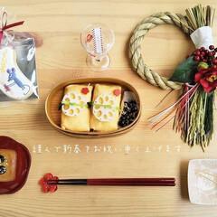 お正月/五目寿司/お正月2020/新年/れんこん/あけましておめでとうございます レンジで簡単!れんこん五目の茶巾寿司をマ…