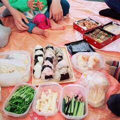 みんなにおすすめ 持ち寄りピクニック!
