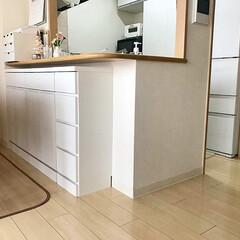 こだわりのもの選び/ベルメゾン/北欧インテリア/整理収納アドバイザー/暮らしを整える/すっきり暮らす/... 我が家は古いマンションで、リビングダイニ…