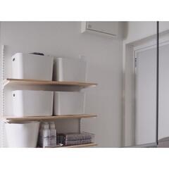家事動線/お洗濯/春のフォト投稿キャンペーン/LIMIAインテリア部/収納/DIY/... 洗濯は、 洗う▶︎乾かす▶︎畳む▶︎収納…