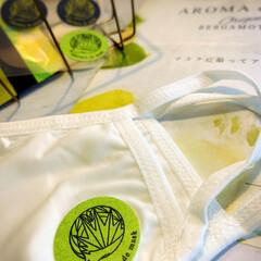 アロマdeマスク   AROMA de mask(アロマグッズ)を使ったクチコミ「「アロマdeマスク」のモニターのキャンペ…」(3枚目)