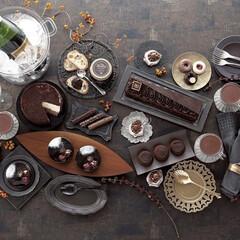 バレンタイン/バレンタインデー/バレンタインチョコ/チョコレート/チョコ/小田急百貨店 チョコレートというと紅茶やコーヒーと合わ…