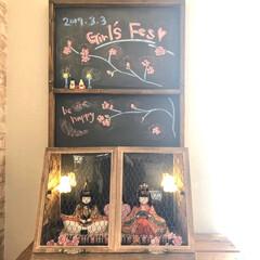 ショーケース手作り/ショーケース風/ショーケースDIY/男前インテリア雑貨/男前風/カフェ風/... 今更?だけど男前風ショーケース♪ 2枚目…(4枚目)