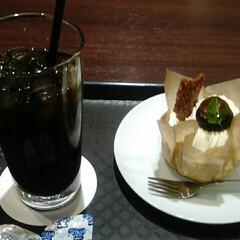 モンブランケーキ/あけおめ/フォロー大歓迎/冬/年末年始/おでかけ/... ももテラスのル・フルティエさんでケーキを…