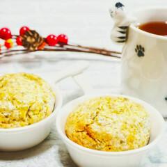 アールグレイ/朝食/ティータイム/紅茶/ハチミツ/蜂蜜/... ヨーグルトと紅茶(アールグレイ)の葉を使…