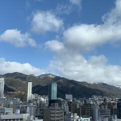 風景 今日の神戸の景色 朝は、寒かった🥶
