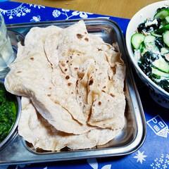 インドカレー/キッチン雑貨 パラックパニールが食べたくて。 アタ粉を…