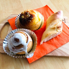 ランチ/手ごねパン/パン/わたしのごはん/ハンドメイド/グルメ/... 本日のランチ! 初めてフランスパンとシナ…