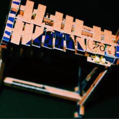 チョコ/お菓子の箱再利用/ハンドメイド/紙/リメイク ☆写真を取り直しました。 明治ザ・チョコ…