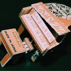 お菓子の箱再利用/チョコ/フォロー大歓迎/ハンドメイド/紙/リメイク ☆写真を取り直しました。 明治ザ・チョコ…