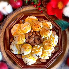 おやつの時間/おうち時間/今日のおやつ/おうちカフェ/ハリネズミ総選挙/ちぎり干支パン/... 干支ちぎりパンde手作りおやつ😆❣️ 🐭…
