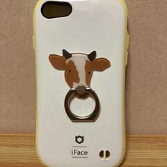 牛/iPhoneリング/牛リング/iPhoneカバー 超お気に入り🐂❤️