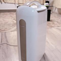 しっかり乾く/アイリスオーヤマ/ホーム/除湿機/湿気対策/買って良かった 買って良かった サンルーム用にした  ス…