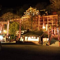 初詣/祐徳稲荷神社/お正月2020/おでかけ/フォロー大歓迎 初詣行って来ました❗ 日本三大稲荷 🦊祐…