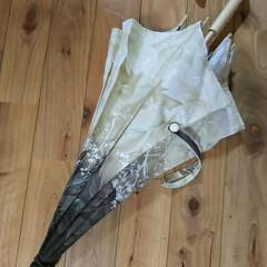 日傘/手作り/母の日のプレゼント/ハンドメイド/わたしの手作り ちょっと早いけど… お義母さんへ母の日の…