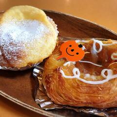 フード 今朝のモーニング! パピヨンさんのパン、…(1枚目)