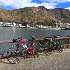 ロードバイク/風景