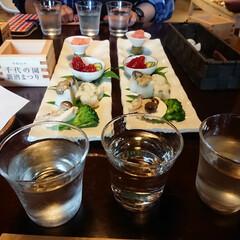 日本酒 新酒まつり✨ 三種飲み比べ😍 宮城県産お…