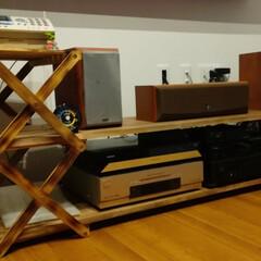 テレビボードDIY/テレビボード/AVボード AV (テレビ)ボードをDIY してみま…