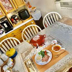 我が家のテーブル お気に入りのテーブルウエアー、お気に入り…