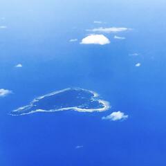 島/海 宝島です✨ハートの島