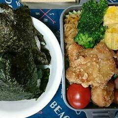 高校男子弁当/お弁当 おはようございます🤗  今日も朝からクー…