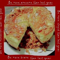 チーズレシピ/チーズ/フォロバ/幸せ♡わたしのごはん/カフェ/おやつ作り/... ふわふわ濃厚いちど食べたら  忘れられな…