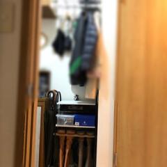 ブーツ収納/ワイヤーラティス/セリア/DIY 引っ越してからずっとベランダに放置されて…