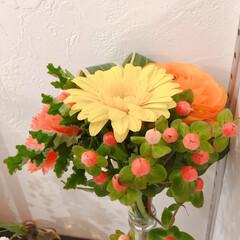 生花/花束/雑貨/インテリア/住まい お花は心を豊かにしますね