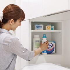 ラクリア/バスケット/扉/効率/動線/洗濯/... こちらは洗濯時の作業効率を考えて設計され…(2枚目)