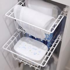 ラクリア/バスケット/扉/効率/動線/洗濯/... こちらは洗濯時の作業効率を考えて設計され…(3枚目)