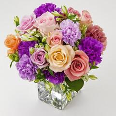 母の日/花/花束/カーネーション/バラ/青いカーネーション/... 毎年5月の第2日曜日は母の日です。201…