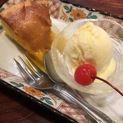 半熟カステラ/ジェラート/居酒屋/九州熱中屋/令和の一枚/フォロー大歓迎/... これが一番美味しかった〜🤤