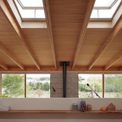 天窓/トップライト/通気/窓/住宅設備/住まい/... 天窓のサイズは、2つの目安を参考に算出で…