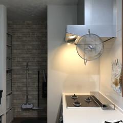 シー・シー・ピー CCP 回転モップクリーナーNeo | モップ 省スペース 電動モップ 掃除機 | CCP(モップ、雑巾)を使ったクチコミ「ステイホーム時間を利用して 換気扇の大掃…」