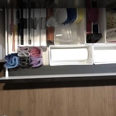 ビニール袋収納/ジップロック収納/タッパー収納/コンロ下収納/セリア/キッチン収納/... ジップ袋やビニール袋、タッパーお弁当箱は…