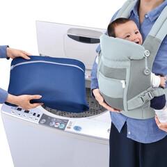 洗濯/抱っこ紐/ベビー用品/洗濯機/洗濯ネット/手洗い/...