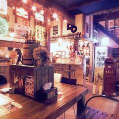 レストラン/アメリカン/コンバージョン/テナント/木造 レトロな味わいを活かした飲食店テナントビ…