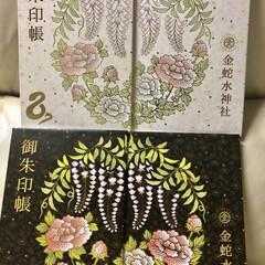 楽しみ/花まつり限定/旅行行きたい/御朱印帳 毎年恒例の花まつりが中止で残念でしたが限…