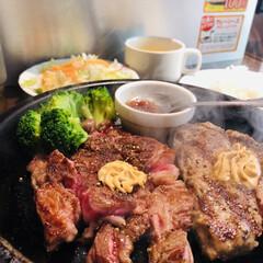 いきなりステーキ/ランチ 今日はお肉が食べたくて いきなりステーキ…