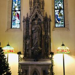 クリスマスツリー集めてみた/那須旅行/クリスマス/クリスマスツリー クリスマスツリー🎄🎅🎁🎄  那須ステンド…(2枚目)