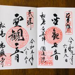 薔薇/御朱印/円通院/松島/おでかけ/おでかけワンショット 松島の円通院バラ🥀が見頃だと聞いて行って…(6枚目)