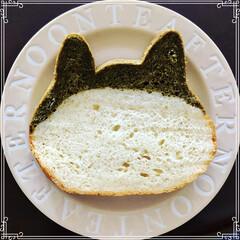 シャトレーゼ/おやつタイム/高級食パン/期間限定フレーバー/ねこねこ食パン/ランチ ねこねこ食パン ほうじ茶 ただいま焼き上…