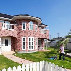 R階段 広い庭のある家に憧れて住み替えの検討をは…