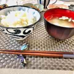 朝ごはんレシピ/美味しいご飯/ごちそうさまでした/いつもありがとう/おはよう/嫁さんの手作り/... 今朝の嫁さんが作ってくれた朝ごはん。鳥手…(2枚目)